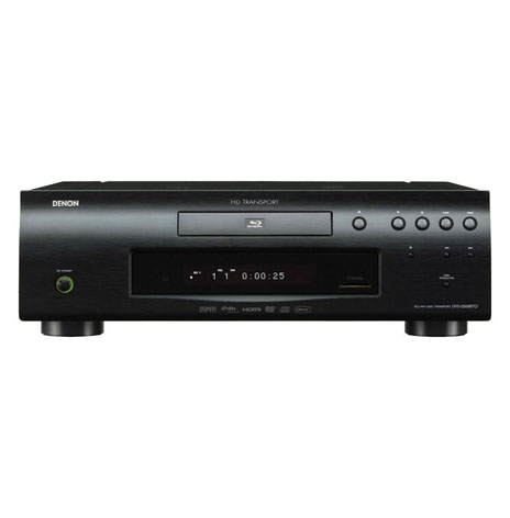 DENON DVD-2500BT RS BLUERAY FRONT