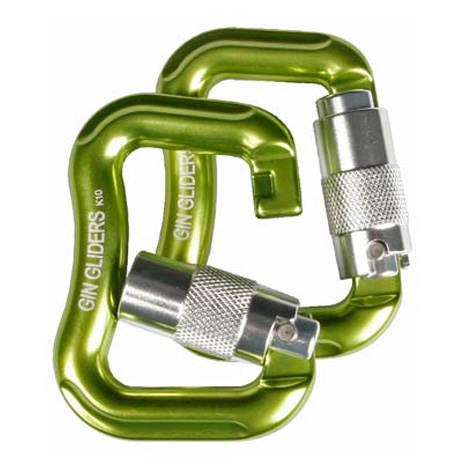 DOUBLE ACTION CARABINERS 1