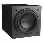 EARTHQUAKE BLACK SUBWOOFER 10 INCH 2