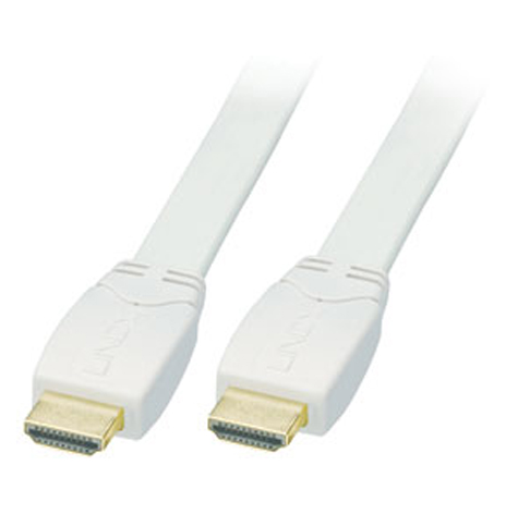 HDMI-FLAT-CABLE-WHITE