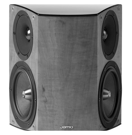 JAMO C80 DIPOLE GREY SURROUND SPEAKER WITHOUT COVERS