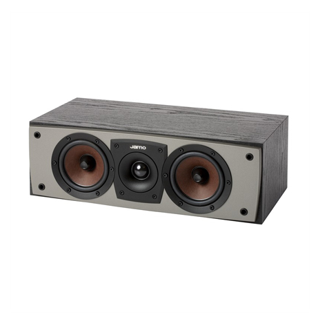 JAMO C80 GREY CENTRE SPEAKER WITHOUT COVER