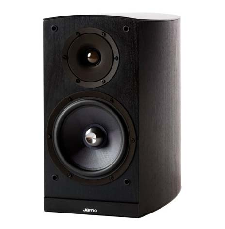 JAMO SINGLE BLACK SURROUND SPEAKER WITHOUT COVER
