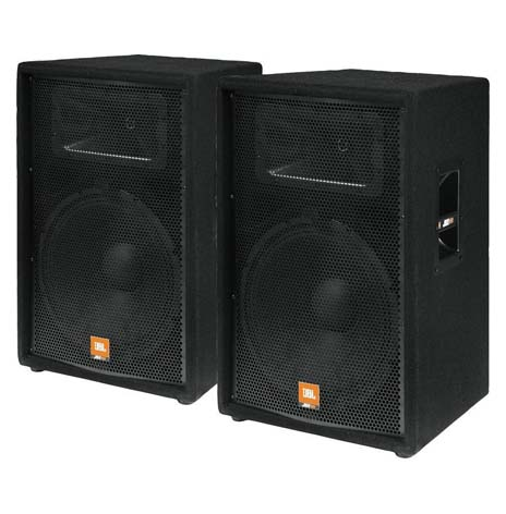 JBL PARTY FRONT SPEAKERS 12 INCH
