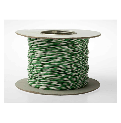 JUMPER WIRE GREEN & WHITE