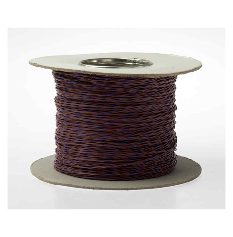 JUMPER WIRE PURPLE & BROWN