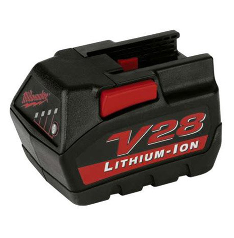 MILWAUKEE CORDLESS 28V BATTERY