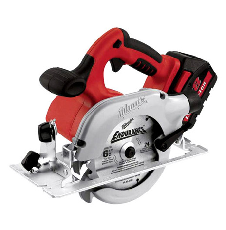 MILWAUKEE CORDLESS 28V CIRCULAR SAW