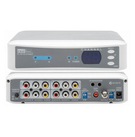 MODULATOR RESI-LINK DUAL AV WITH IR