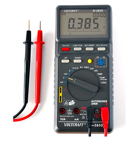 MULTIMETER VOLTCRAFT